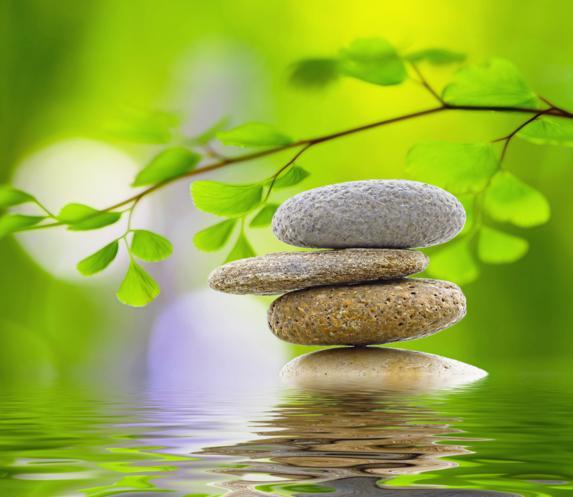 Steine-und-Wasser